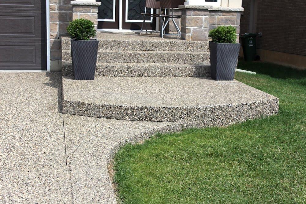 Aggregate Regular steps